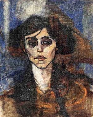 Amedeo Modigliani, italyan ressam (ÖY-1920) tarihte bugün