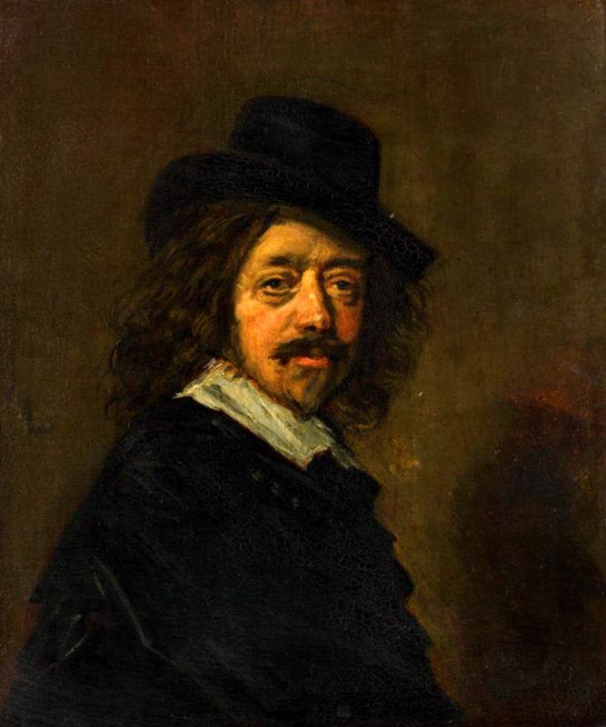 Frans Hals, Hollandalı ressam (DY-1580) yaklaşık tarihte bugün