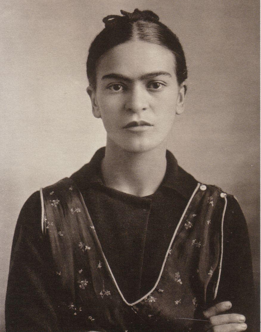 Frida Kahlo, Meksikalı ressam (ÖY-1954) tarihte bugün