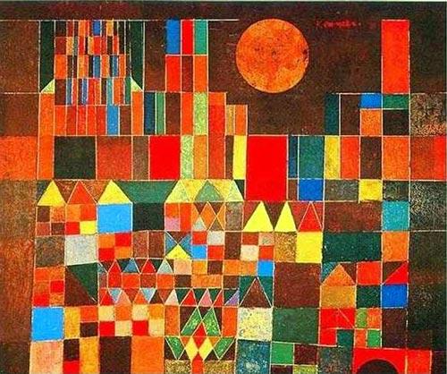Paul Klee, isviçreli ressam (DY-1879) tarihte bugün