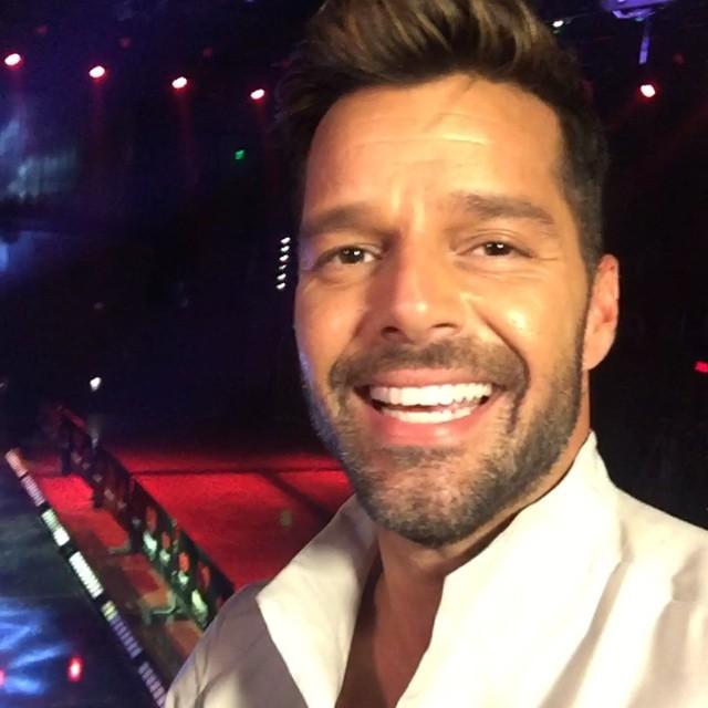 Ricky Martin, PortoRikolu şarkıcı