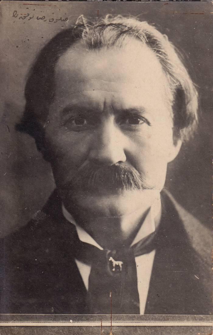 Rıza Tevfik Bölükbaşı,  şair, devlet adamı (DY-1869) tarihte bugün
