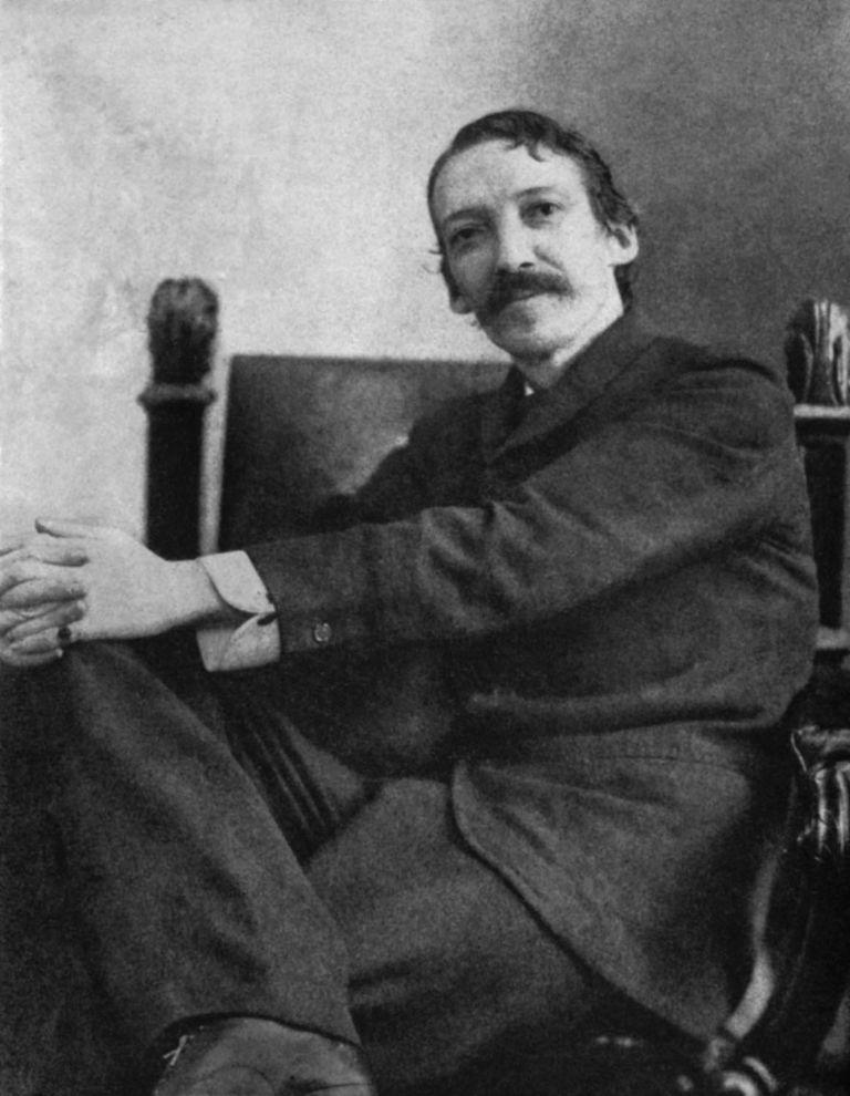 Robert Louis Stevenson kimdir ölüm tarihi