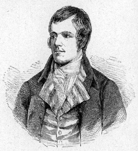 Robert Burns şair Hayatını Kaybetti