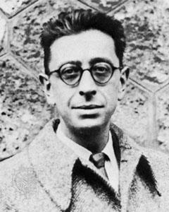 Robert Desnos, Fransız şair (ÖY-1945) tarihte bugün