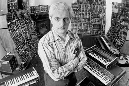 Robert Moog, mühendis, mucit (DY-1934) tarihte bugün