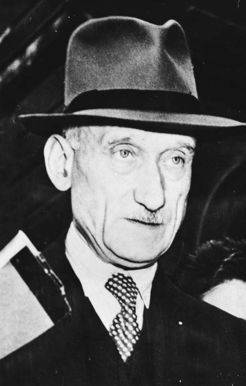 Robert Schuman, Fransız politikacı (DY-1886) tarihte bugün