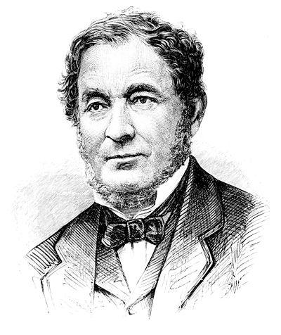 Robert Wilhelm Bunsen, Alman kimyacı (DY-1811) tarihte bugün