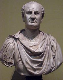 Roma İmparatoru Vespasian öldü
