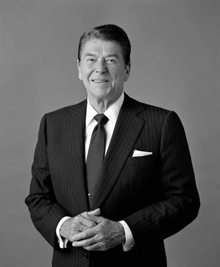 Ronald Wilson Reagan, Amerika Birleşik Devletleri 40. Başkanı (ÖY-2004)