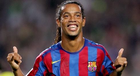 Ronaldinho, Brezilyalı futbolcu tarihte bugün