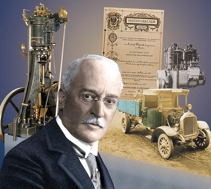 Rudolf Diesel Kimdir ölümü