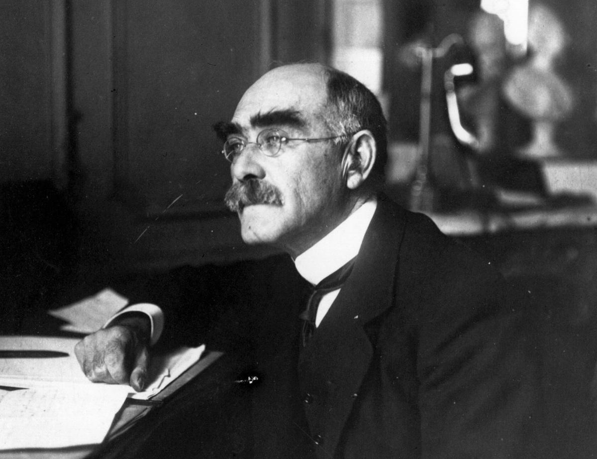 Rudyard Kipling kimdir hayatı şiirleri ölümü