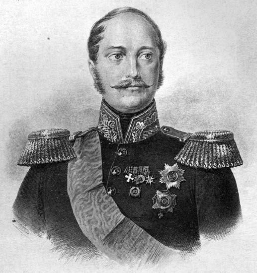 I. Nikolay, Rus çarı (ÖY-1855) tarihte bugün