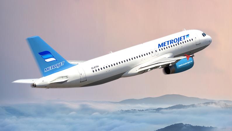 ޞarm El ޞeyhSt. Petersburg uçuşunu gerçekleştiren 9268 sefer sayılı uçak ile kalkıştan 23 dakika sonra radar bağlantısı kesildi. Uçak Sina Yarımadası'nda düştü. 224 ölü tarihte bugün