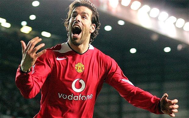 Ruud van Nistelrooy, Hollandalı futbolcu tarihte bugün