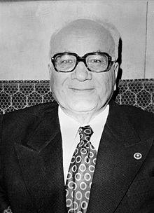 Sadi Irmak, siyasetçi, eski Başbakanlardan (ÖY-1990) tarihte bugün