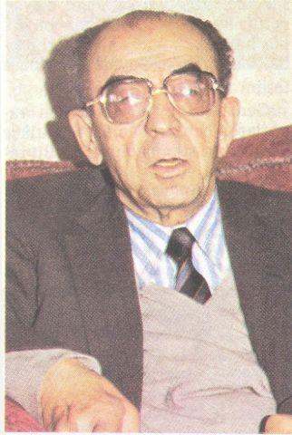 Sadi Koçaş, siyasetçi, başbakan yardımcılığı yapmıştır. (DY-1919) tarihte bugün