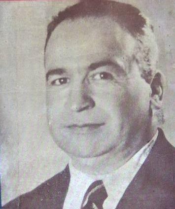 Hikaye ve roman yazarı Kütahya Milletvekili Sadri Ertem. tarihte bugün