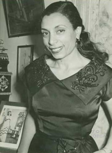 Ses sanatçısı Safiye Ayla. tarihte bugün