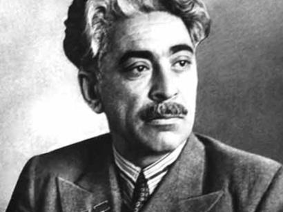 Samed Vurgun, Azeri şair (ÖY-1956)