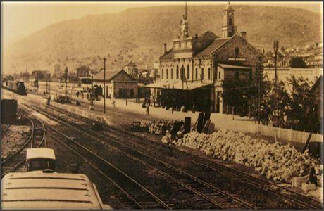 Samsun Sivas demiryolu açıldı