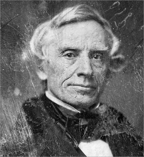 Samuel Finley Breese Morse, Amerikalı mucit (ÖY-1872) tarihte bugün