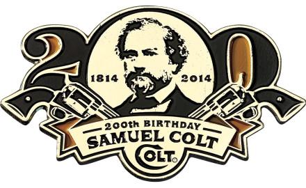 Samuel Colt öldü