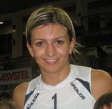 Sara Anzanello, italyan voleybolcu