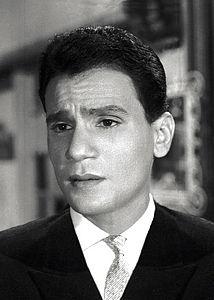 Abdülhalim (Abdel Halim)Hafez, Mısırlı şarkıcı, aktör tarihte bugün