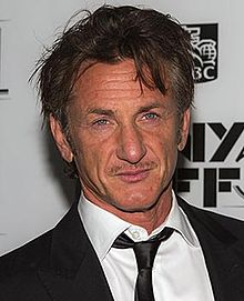 Sean Penn, Amerikalı aktör tarihte bugün