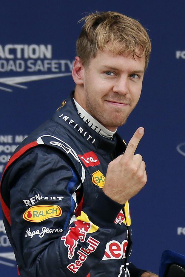 Sebastian Vettel Doğdu