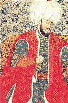 Kanuni Sultan Süleyman'ın oğullarından ޞehzade Mustafa, Osmanlı ޞehzadesi katledildi. (DY-1515) tarihte bugün