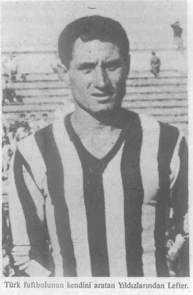 Selçuk Hergül, sporcu, futbolcu (DY-1940) tarihte bugün