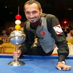 Semih Saygıner, bilardocu, Dünya Bilardo Şampiyon spoarcumuz tarihte bugün