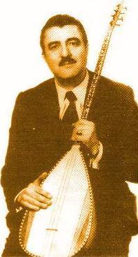 Türk Halk Müziği sanatçısı Şemsi Yastıman. tarihte bugün