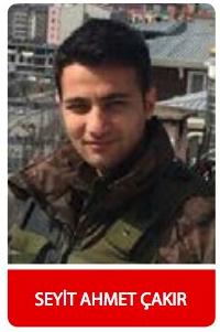 Seyit Ahmet Çakır