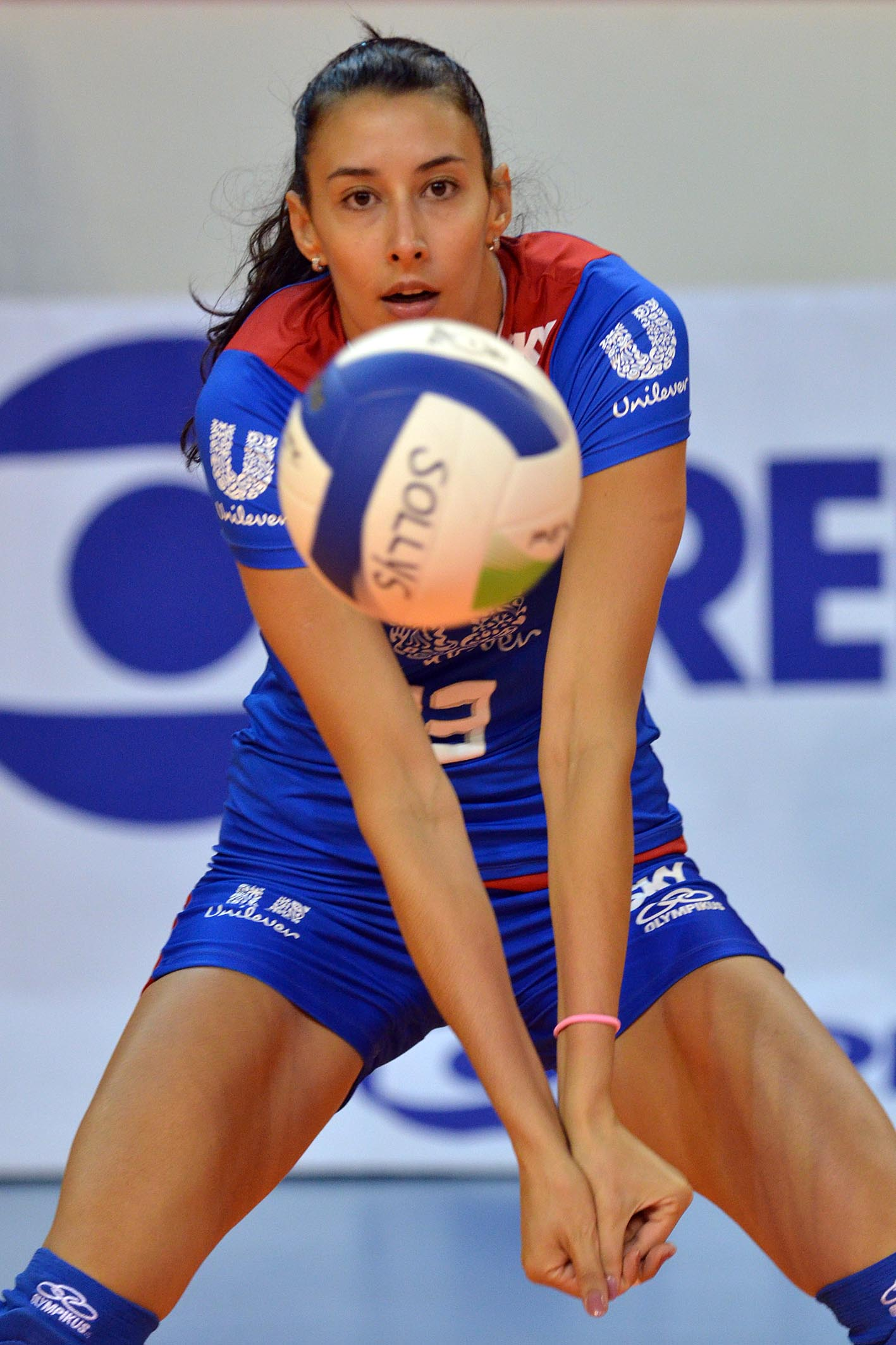 Sheilla Tavares de Castro, Brezilyalı voleybolcu tarihte bugün
