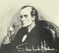 Sherlock Holmes, Sir Arthur Conan Doyle tarafından oluşturulan Britanyalı Hayali dedektif. Sanal da olsa tarihtebugun.org da yer almaktadır tarihte bugün