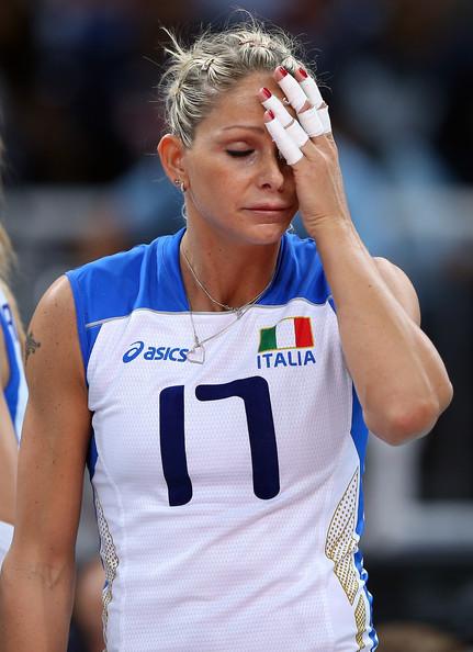 Simona Gioli, italyan voleybolcu tarihte bugün