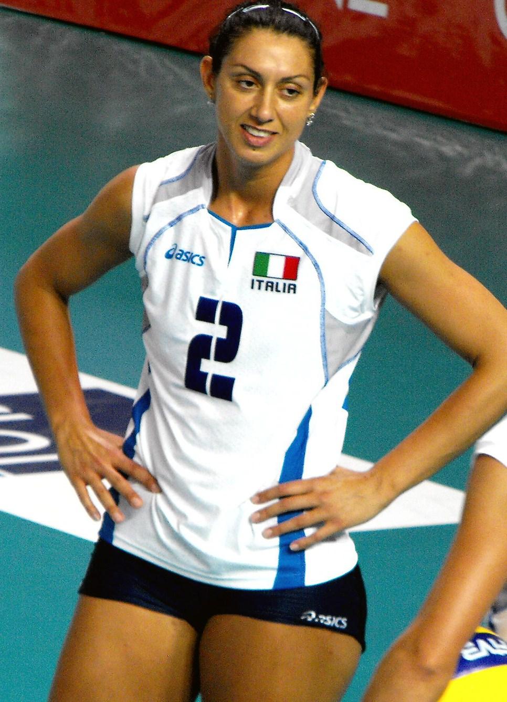 Simona Rinieri, italyan voleybolcu tarihte bugün
