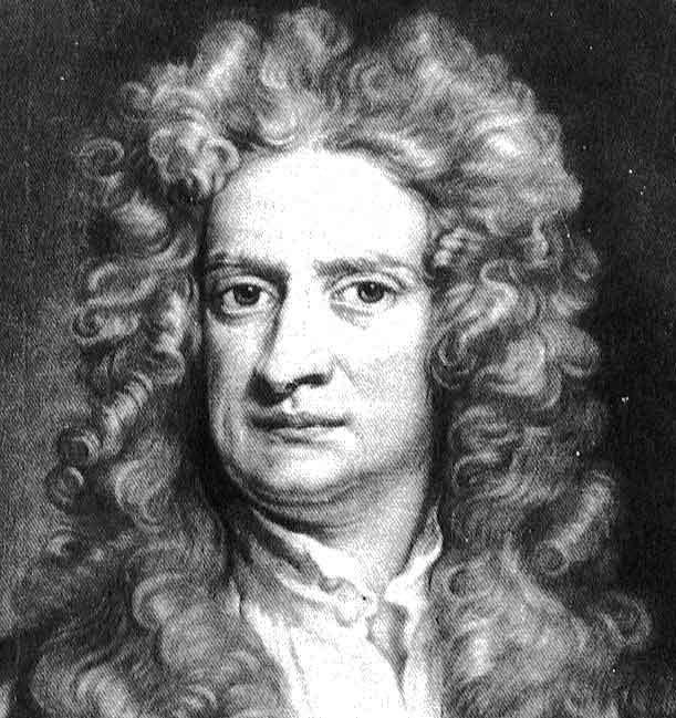 Sir Isaac Newton ölüm tarihi