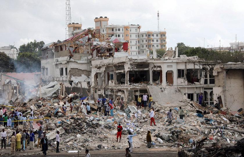 Somali Bombalı Terör Saldırısı
