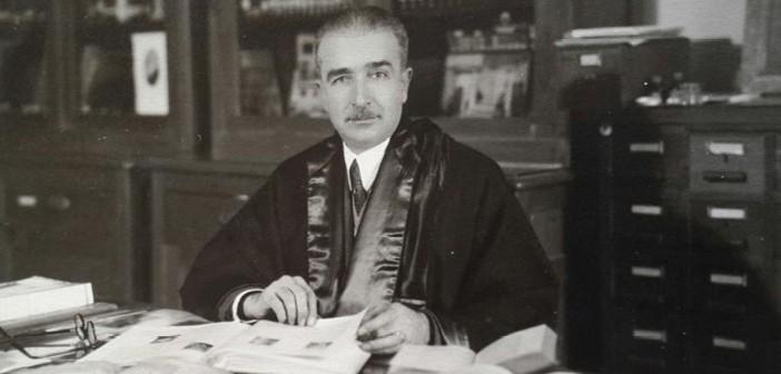 İstanbul Tıp Fakültesi Tıp Tarihi ve Deontoloji Enstitüsünün kurucusu Süheyl Ünver  tarihte bugün