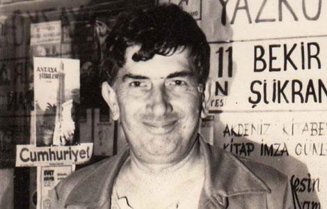 Şükran Kurdakul, şair ve yazar (DY-1927) tarihte bugün