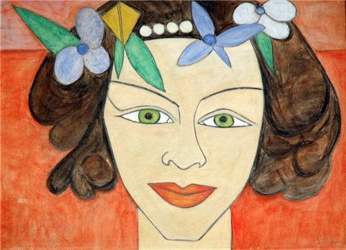 Şükriye Dikmen, ressam (DY-1918) tarihte bugün