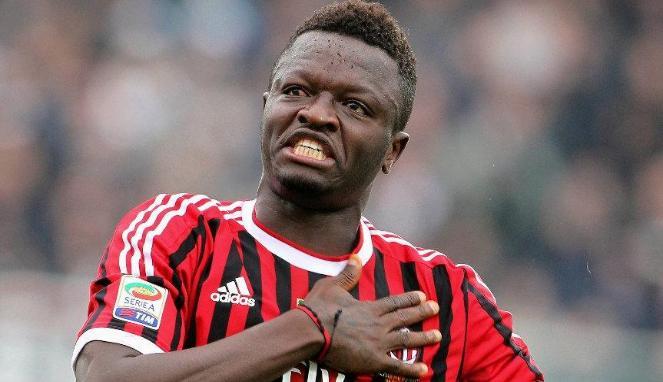 Sulley Muntari, Ganalı futbolcu tarihte bugün