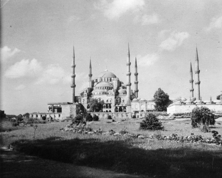 Sultanahmet Camii ibadete açıldı tarihi zamanı