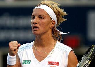 Svetlana Kuznetsova, Rus tenis oyuncusu tarihte bugün