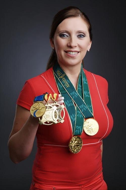 Svetlana Masterkova, Rus atlet tarihte bugün
